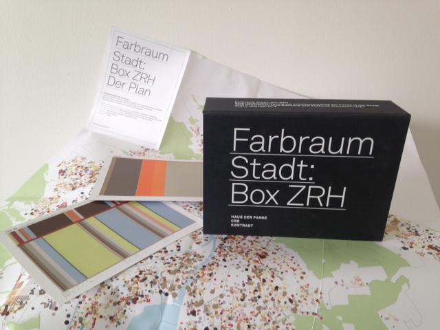 Farbraum Stadt: Box ZRH