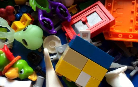 Kunststoff-Farben
