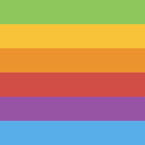 Apples Farben erzählen Geschichten!