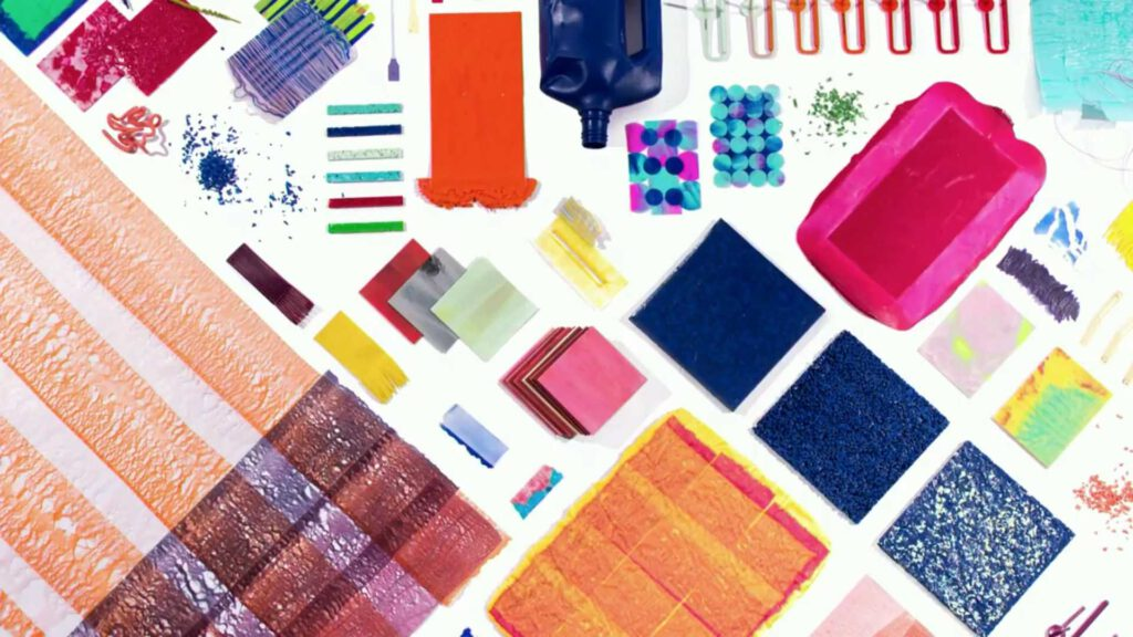 Recolored – A new way of recycling