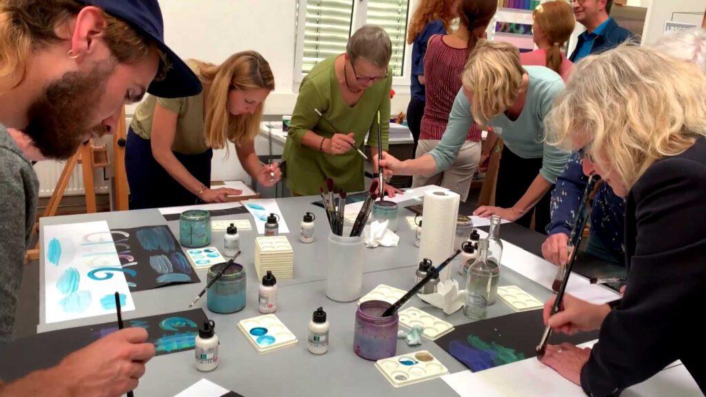 Farbe im Design - Workshops